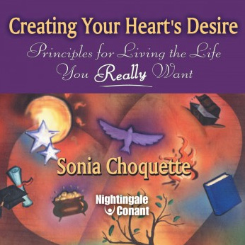 Creating Your Hearts Desire Audio