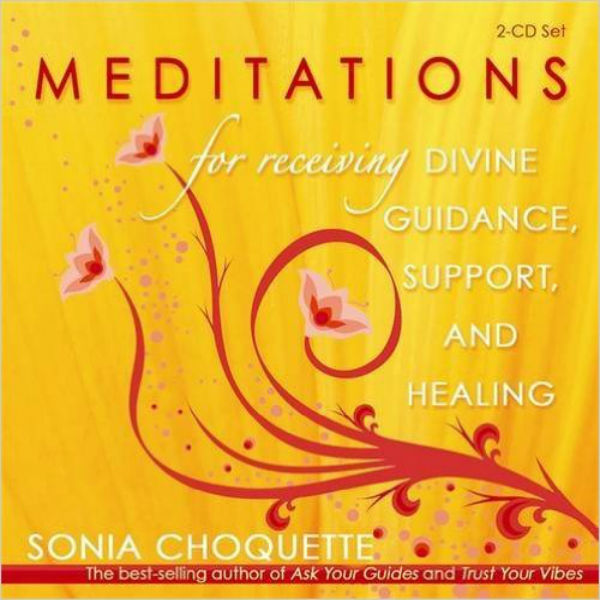 Meditations For Receiving Divine Guidance 2 CD Set