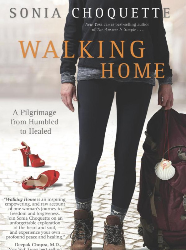Walking Home by Sonia Choquette