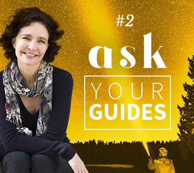 #2 Ask Your Guides